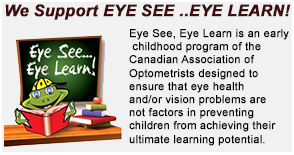 eye doctor in brampton